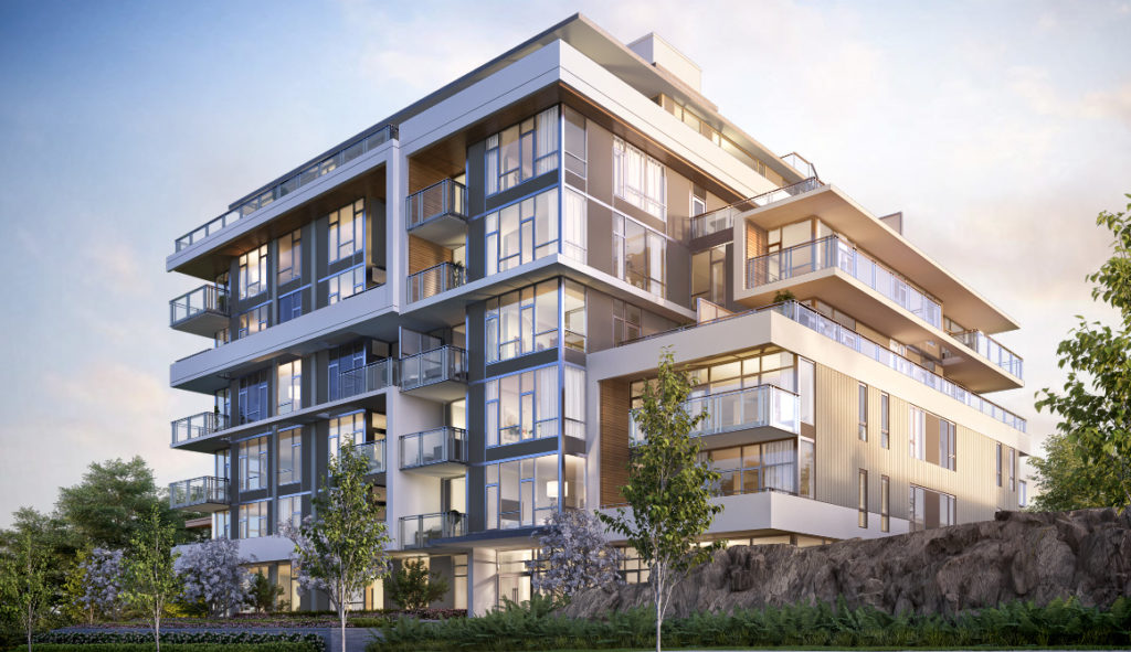 New Vancouver Condo Development Hawthorne