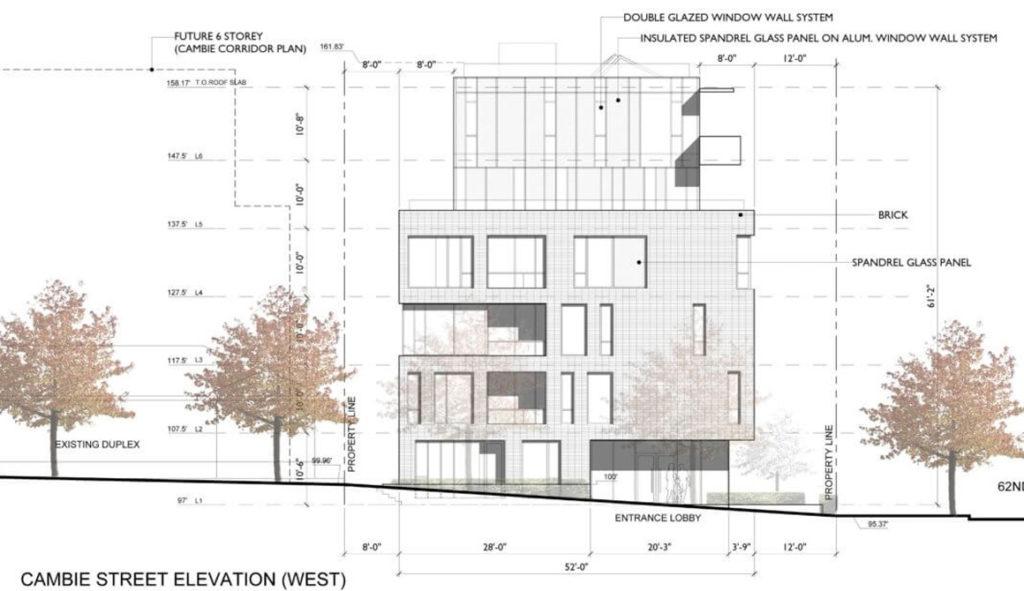 new condo development vancouver 7790 cambie street