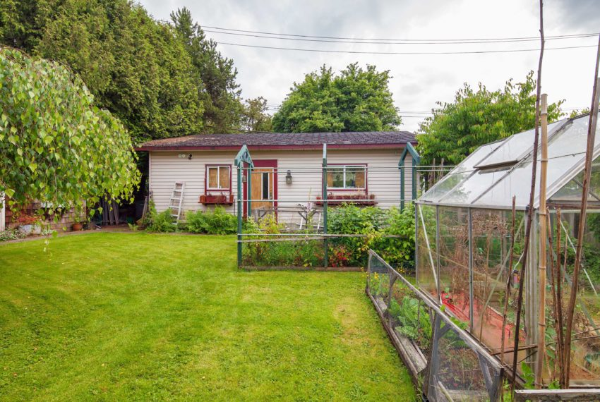 1444 E 30th St Vancouver Garden