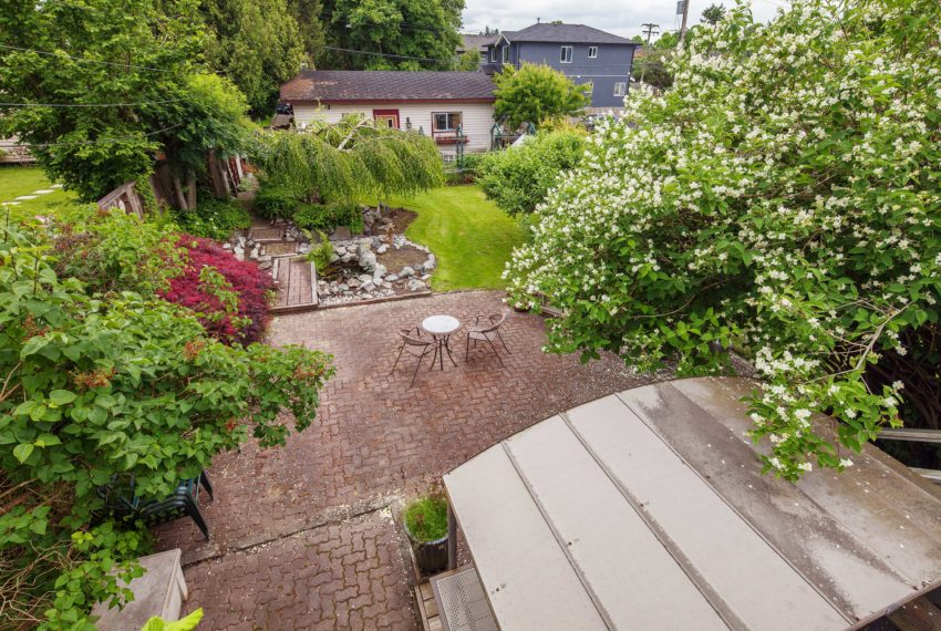 1444 E 30th St Vancouver Upper Deck View