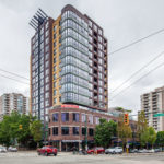 Outdoor photo of building located at 601 - 3438 Vanness Ave Vancouver