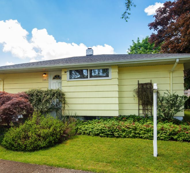 7307 Ashburn St Vancouver Front Of House for sale