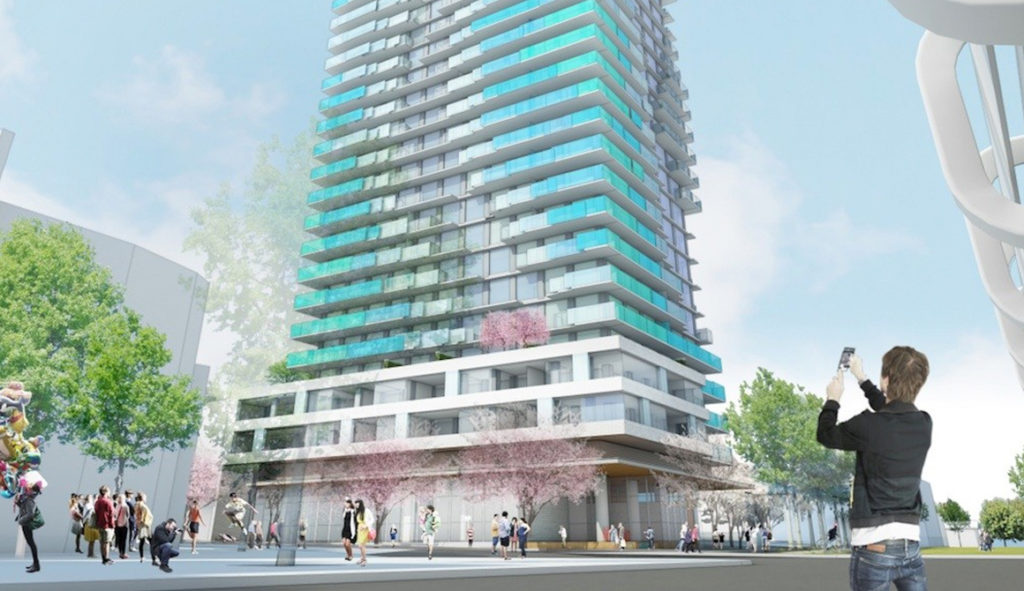 new vancouver condo development Joyce By Westbank
