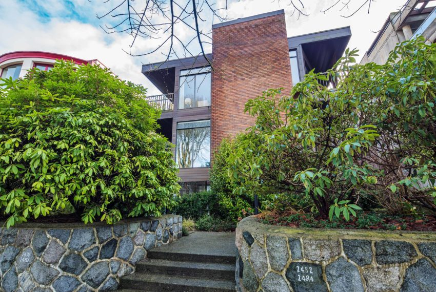2482 Point Grey Road Vancouver