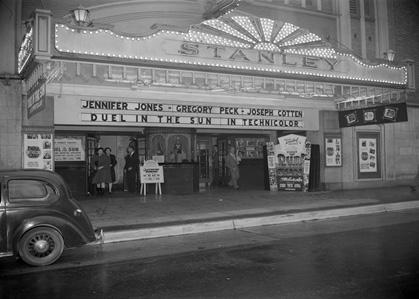 Stanley Theatre 1946