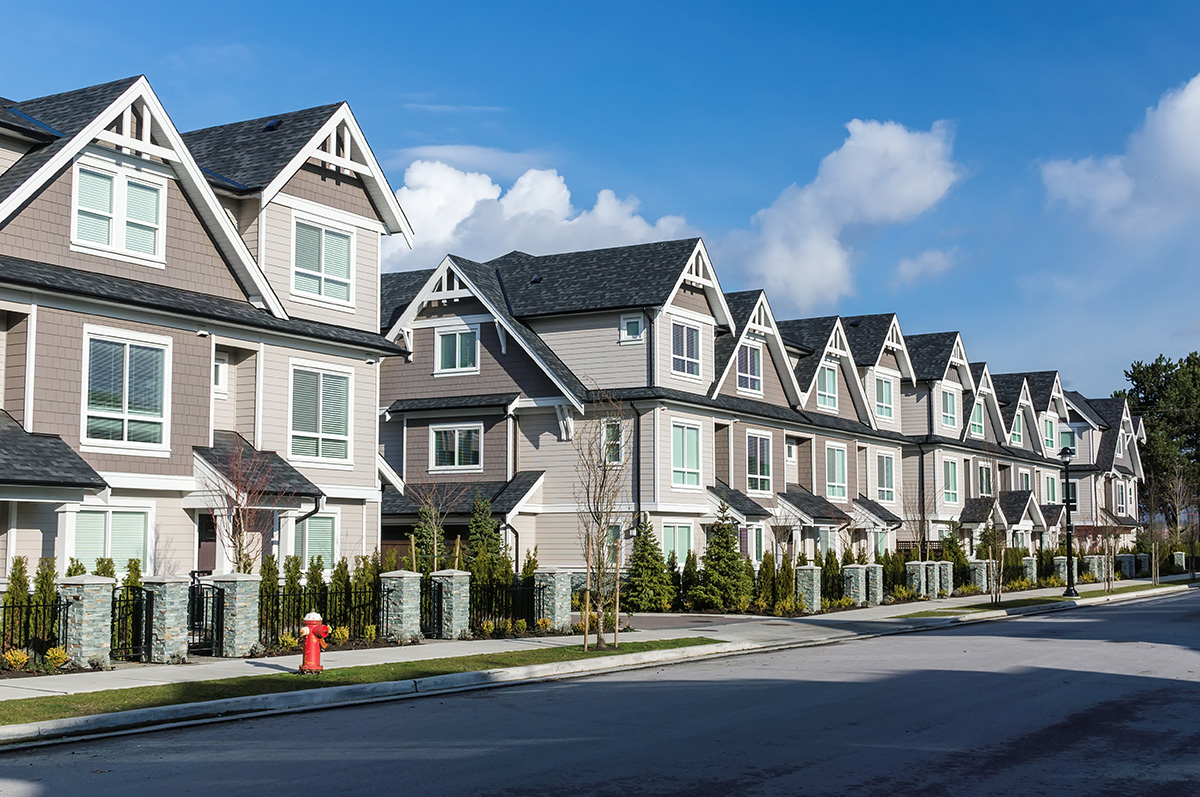 Townhouses for sale vancouver the advantages of townhouses for Palazzine moderne